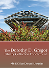 Dorothy D. Gregor Collection Endowment