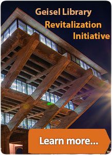Geisel Library Revitalization Initiative