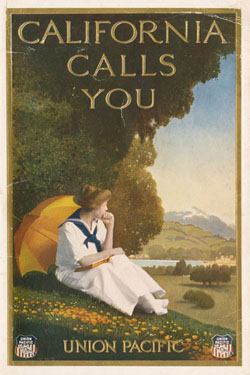 Cover of California Calls You