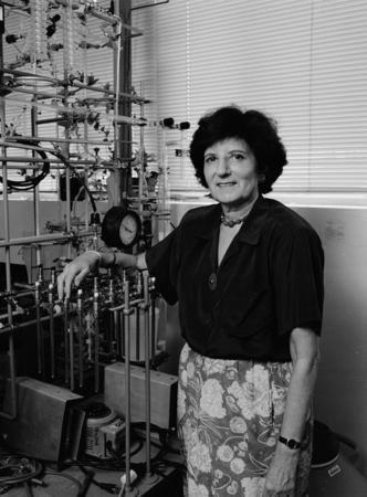 Miriam Kastner, research oceanographer and professor of Geology at Scripps Institution of Oceanography. Among her many res...