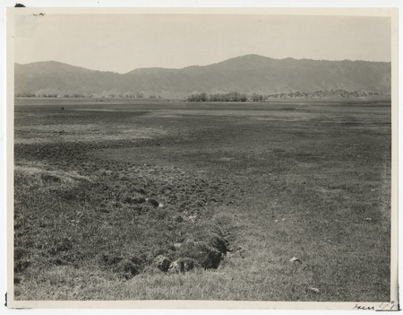 View of the valley floor near Warner's Ranch