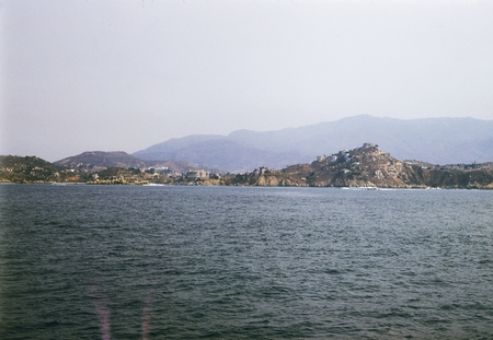 [Mexican shoreline from R/V Spencer F. Baird]