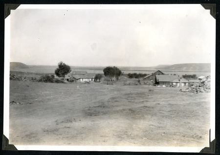 Johnson Ranch at San Antonio del Mar, looking west