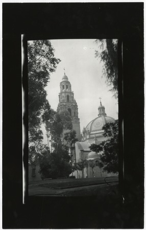 California State Building and Tower, Balboa Park