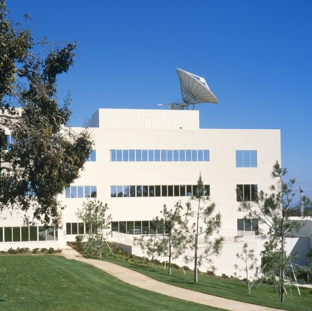 San Diego Supercomputer Center: exterior: north side