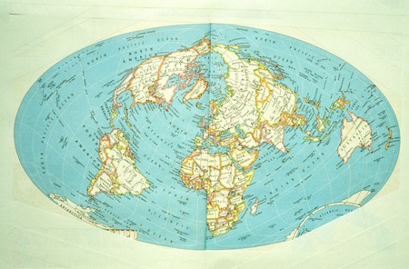 The Loop: map of the world | Library Digital Collections | UC San ...