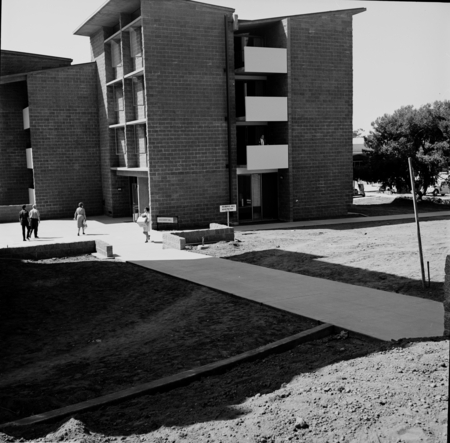 Dedication upper campus (UCSD), [Discovery Hall], November 1965