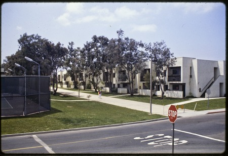 Thurgood Marshall College Upper Apartments