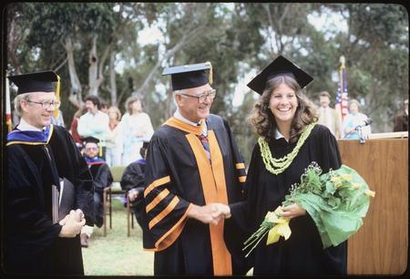 UCSD Commencement Exercises - Revelle College