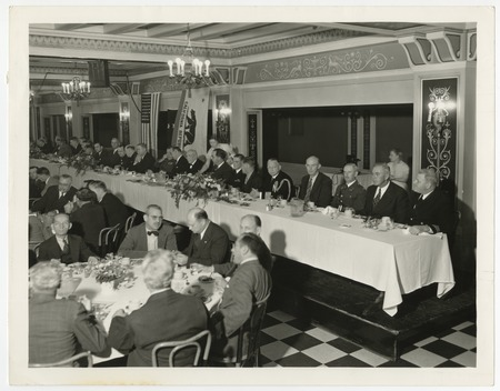 Luncheon for American Airlines President C. R. Smith