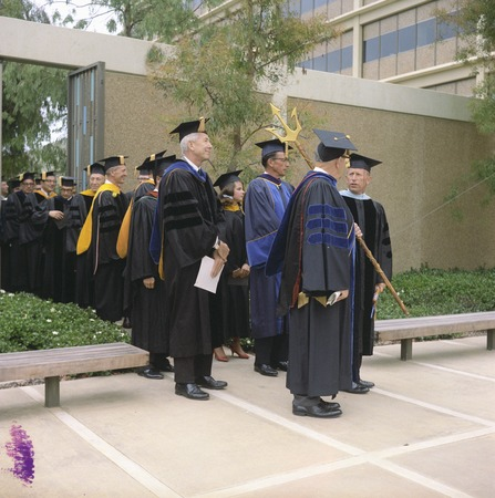 John Muir College convocation