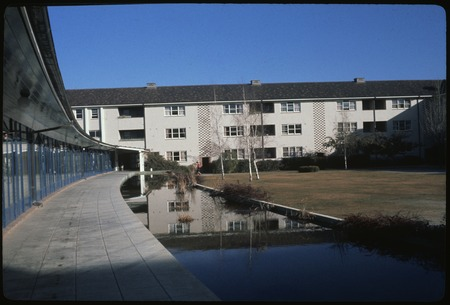 Australian National University, Canberra: residence hall