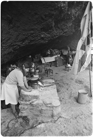 Kitchen at Rancho El Zorrillo
