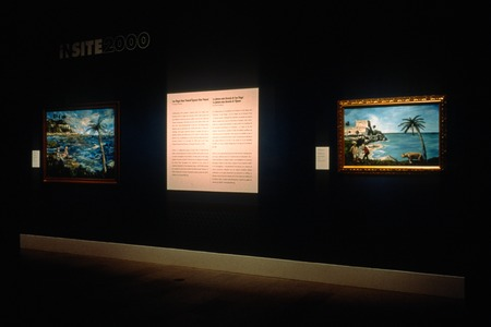 Tijuana's Most Wanted Painting / San Diego's Most Wanted Painting: exhibition of paintings at the San Diego Museum of Art
