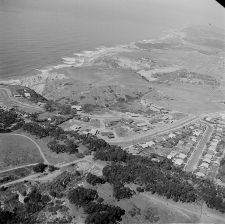[Aerial view of Scripps Estates Associates property]