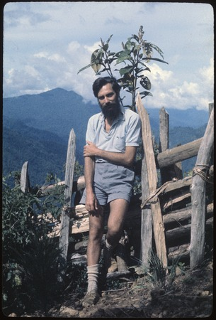 Roy Rappaport in Papua New Guinea