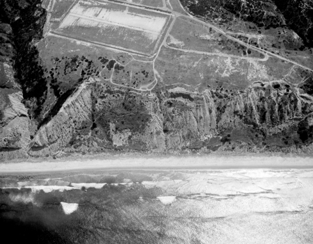 """Geology, Aerial - Glider Field&Coast, 1949"""