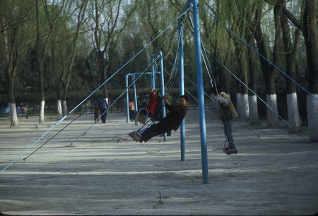 A Playground in Beijing