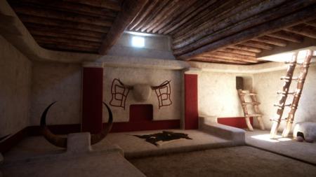 Çatalhöyük, South Area, 'Shrine' VIA 10 | Library Digital