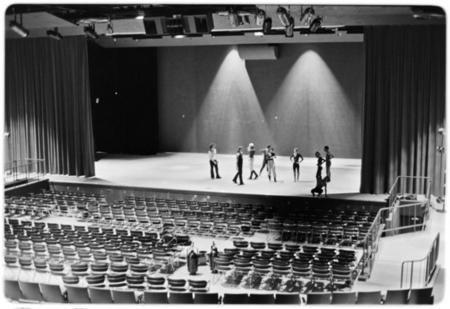 Mandeville Center Auditorium
