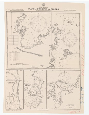 Eastern Archipelago : plans in Sumbawa and Flores