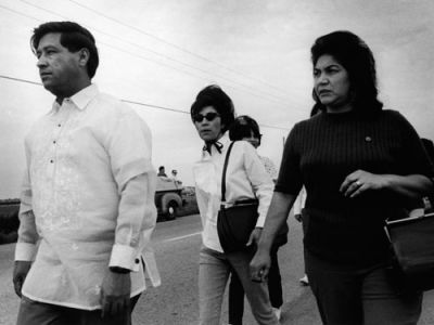 Cesar Chavez was a civil rights activist, labor leader, and co-founder ...