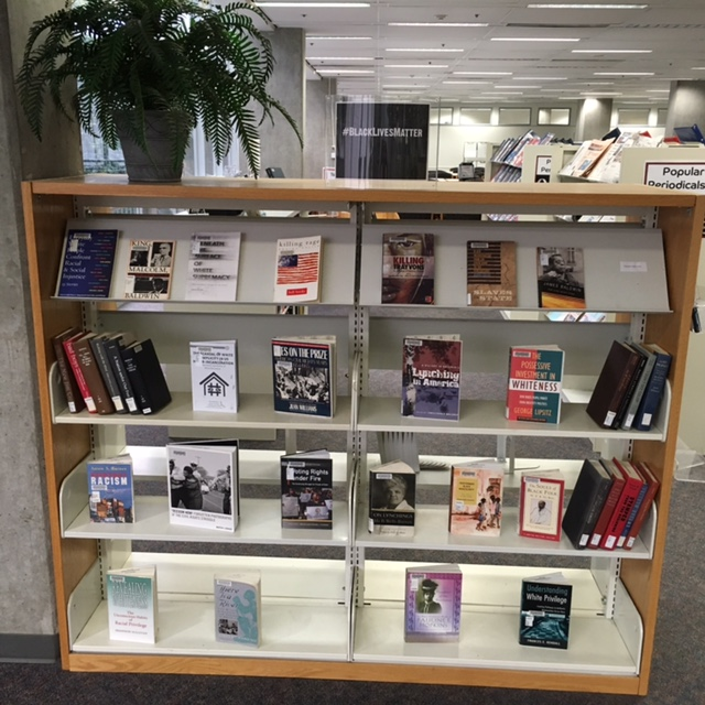 Books related to black lives matter