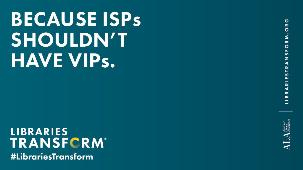 text: because ISPs shouldn't have VIPs