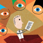 peer review illustration