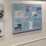 panels created by students on public space proposals