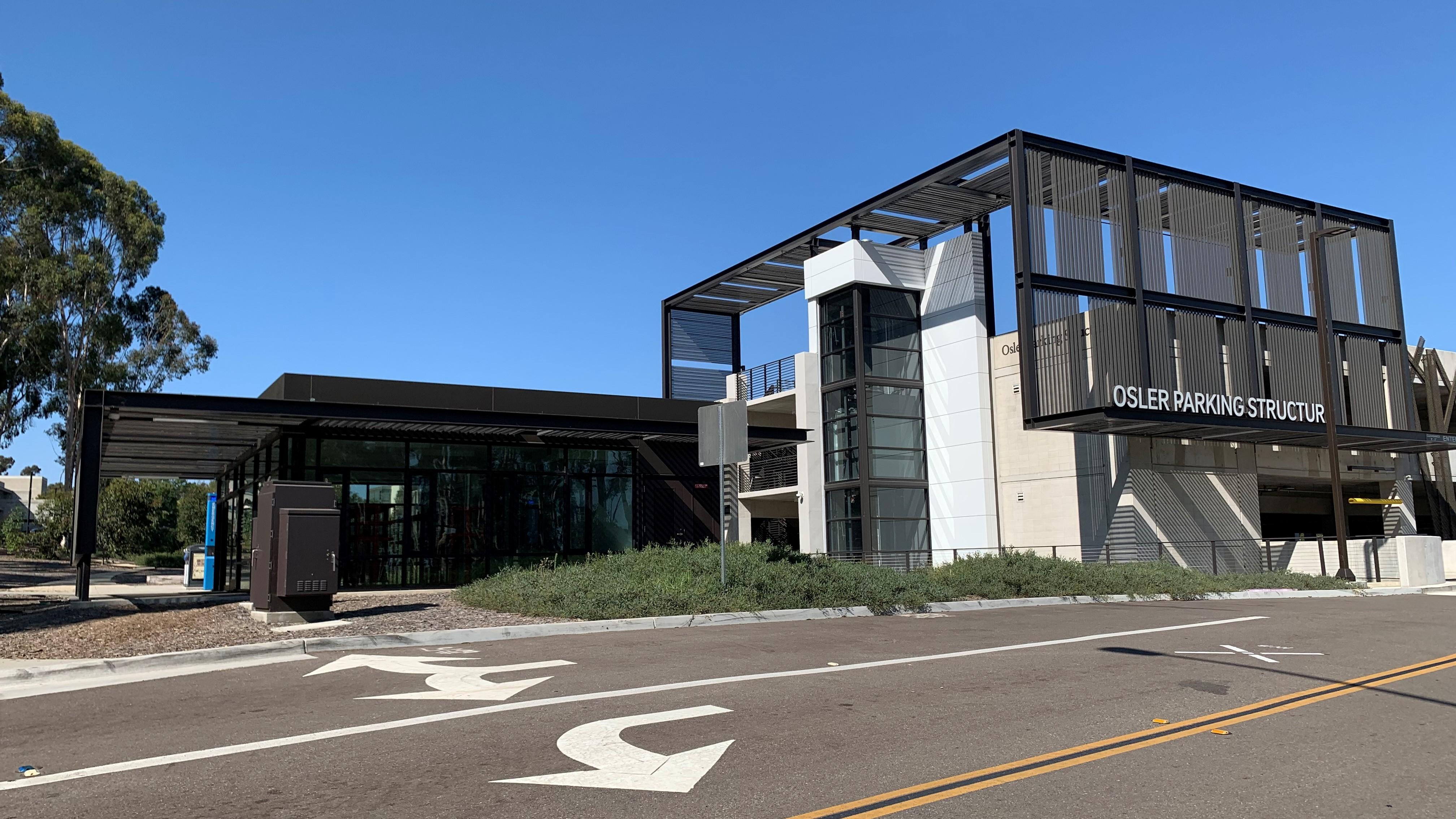Osler Visitor Information Center