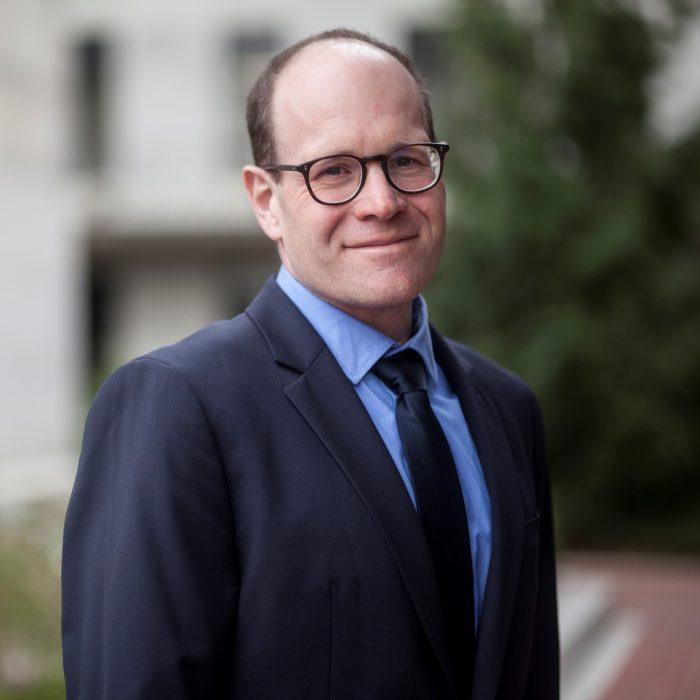 University Librarian, Erik Mitchell