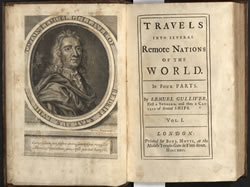 life of jonathon swift and his novel the gullivers travel Get an answer for 'what is swift satirizing in gulliver's travels' and find homework  tale or travel adventure story itself swift,  gullivers -travels.